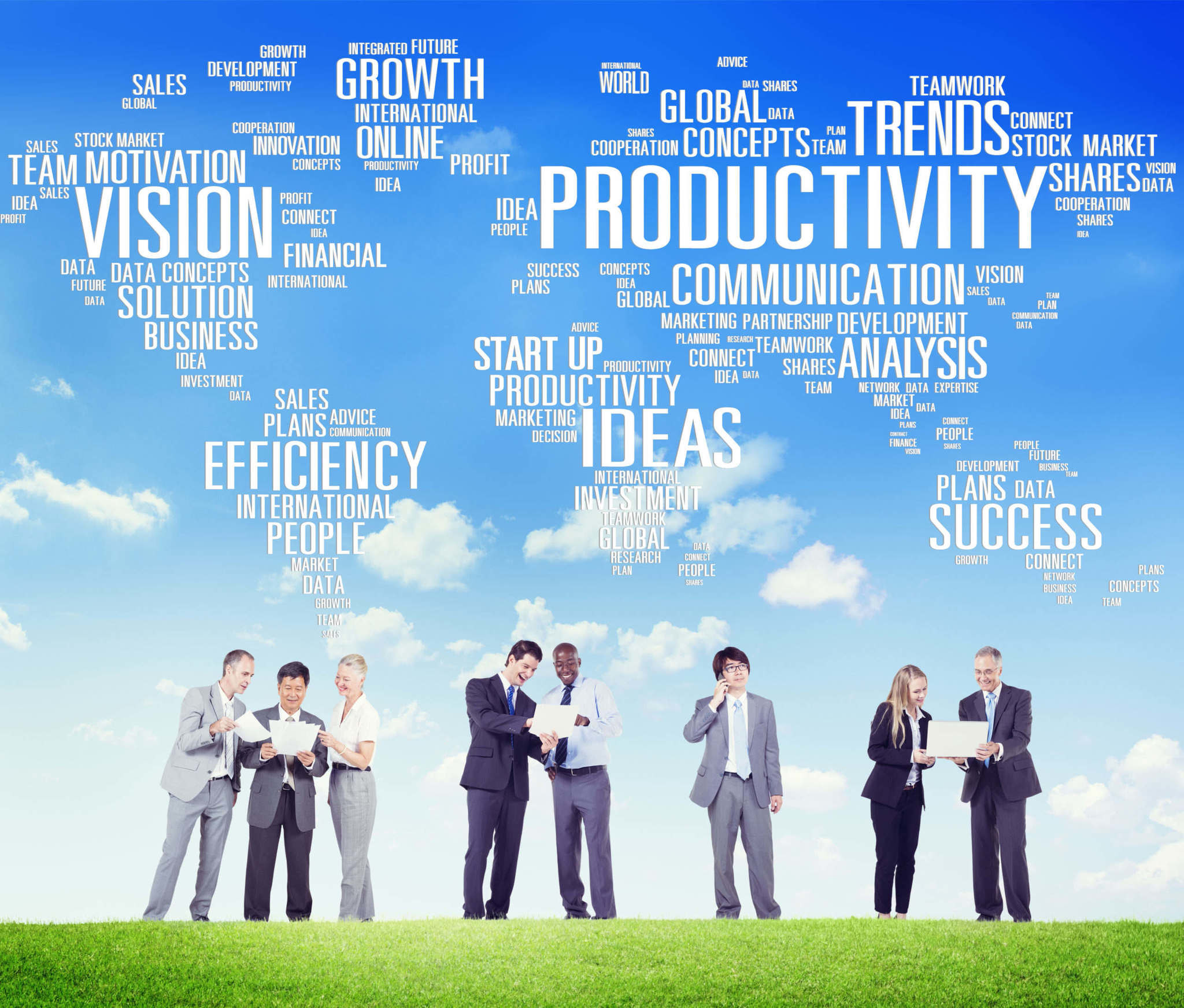 Productivity Poster